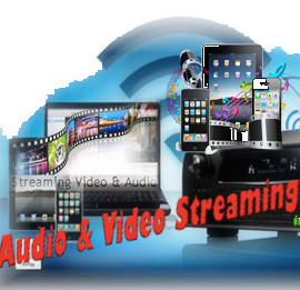 Audio & Video Hosting